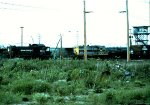 PC 9920, CR 5930 at Bison yard.